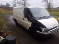 2003 ford transit... new engine drives great