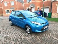 2009 FORD FIESTA 1.4 DIESEL, £20 TAX, 70 MPG, FULL HISTORY, FULL 12 MONTH MOT, AUX
