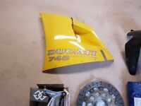 Ducati and other motorcycle parts