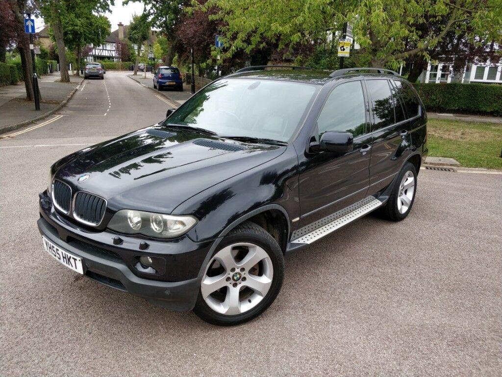 2005 bmw x5 3 0d sport auto navy blue no swaps in. Black Bedroom Furniture Sets. Home Design Ideas