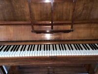 *FREE* H.Lange & Co Berlin upright piano, fully working