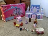 Princess Castle set