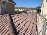 Roof Tiles redland regent Tudor Brown.