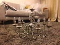 X2 chandeliers £40 the pair