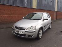 Vauxhall Corsa 1200 5 door 9 month MOT