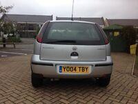 Vauxhall Corsa Life 1.0 L 3dr hatchback , 1 year MOT for sale
