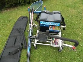 Cheap Fishing Tackle Set Up