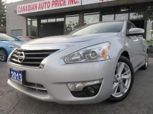 2013 Nissan Altima 2.5 SL-TECH-PKG-NAVIGATION-CAMERA-SPOILER-LOA