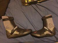 Rhino winter 5mm Round Toe Wetsuit Boot SIZE 9