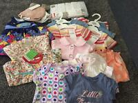 Baby girls 6-9 month summer clothes bundle!! Mainly brand new with tags!!!