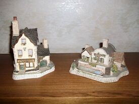 David Winter Cottages: 'Murphy's' & 'Lock Keepers'