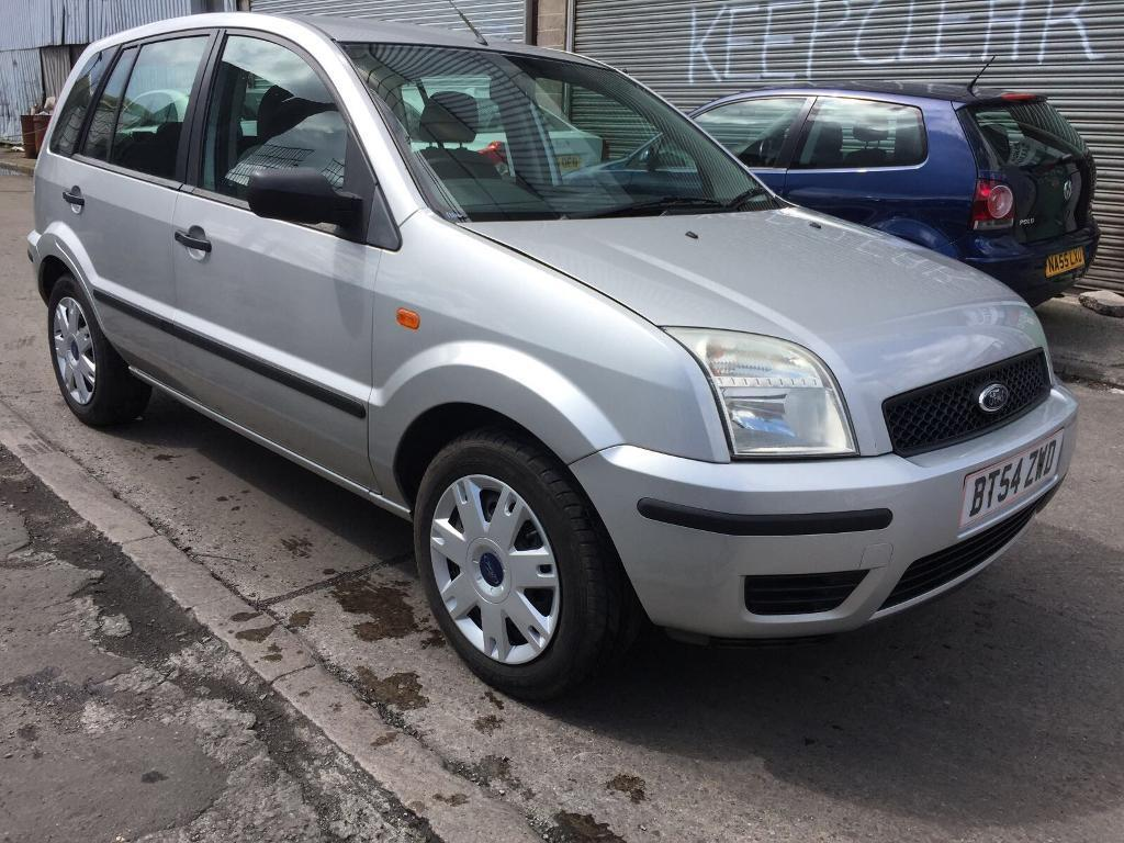 Ford Fusion 2004 1 4 Petrol  Manual  One Previous Owner  2
