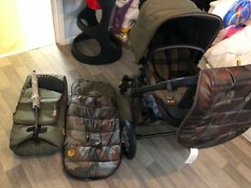 Bugaboo cameleon diesel limited edition