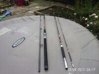 fishing rods 2 for sale
