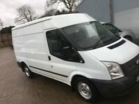 FORD TRANSIT MEDIUM BASE MEDIUM ROOF.2012.ONE OWNER.CHOICE OF 3 VANS.LOW MILES