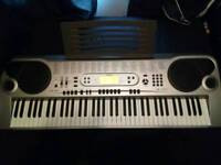Casio full size keyboard LK-73