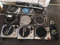 SPARES/ REPAIRS Various DJ/Pro Audio equipment