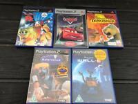 PlayStation 2 Disney games. Ps2