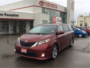2014 Toyota Sienna SE|New Brakes|Power Doors|Sunroof
