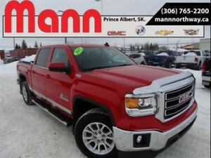 2015 GMC Sierra 1500 SLE | PST paid, Z71, Tow Package, Cruise.