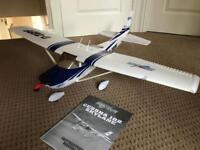 Big rc plane and 2 balsa model kits, will swap for good rc car