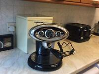 Illy pod coffee machine