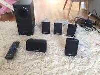 Panasonic Theatre sound round system
