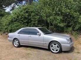 Mercedes e320 CDI automatic 2002