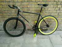 Mafia single speed/fixed gear 52cm + Receipt