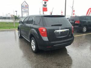 2012 Chevrolet Equinox LS,  4 Cyl Great on Gas, Very Clean and M London Ontario image 3