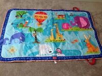 Tiny Love Discover the World Activity Mat