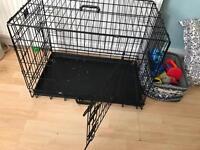 Pet cage medium