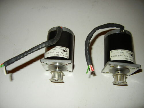 APPLIED MOTION PRODUCTS 4023-828D DOUBLE SHAFT STEPPER MOTOR
