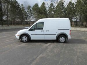 2012 Ford TRANSIT CONNECT XLT FWD