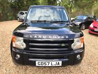LAND ROVER DISCOVERY TDV6 HSE A 2007 (57) AUTO