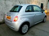 08 fiat 500 pop 1.2 petrol £30 road tax