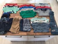 Boys 1.5 - 2 years NEXT Clothes Bundle - Summer