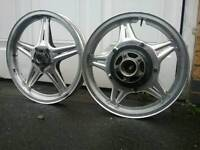 Comstar wheels