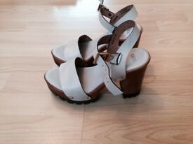 Asos heels size 5 like new