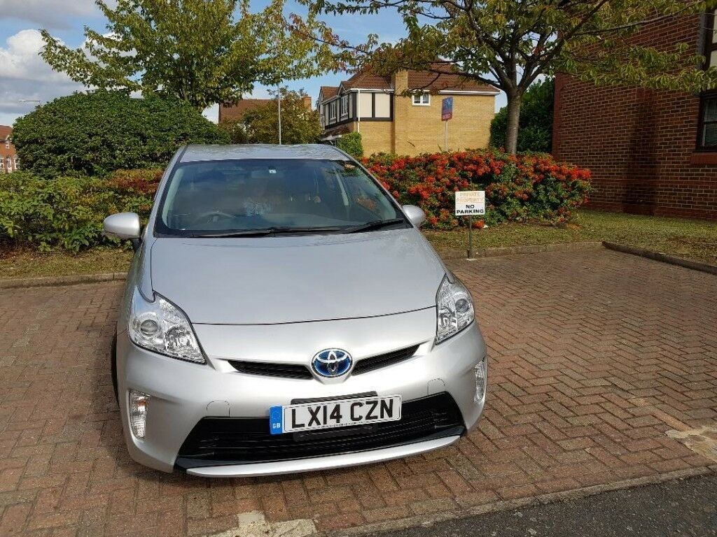 Toyota Prius Hybrid Year 2017 Low Warranted Mileage 56k Ideal For Uber Mini Cab