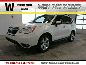 2014 Subaru Forester TOURING  AWD  LEATHER  NAVIGATION  SUNROOF 