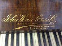 John Wood & Co. London Ltd. Piano
