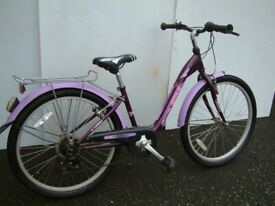 girls bike in very good condition 6gears £55ono