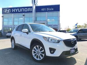 2013 Mazda CX-5 GT AWD|LEATHER|SUNROOF|HTD SEATS