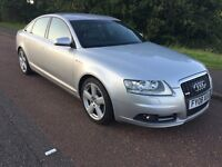 08 Audi A6 TDI S-Line Auto - stunning condition - FSH - just serviced
