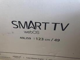 "LG 49LJ594V 49"" LED Full HD 1080p Smart TV"