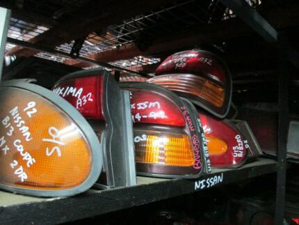 NOW SELLING NISSAN TAIL LIGHTS