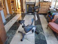 Roger Black Exercise Bike Like New!
