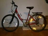Hybrid city/off-road bike