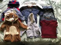Boys 9-12 months bundle